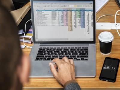 course datas